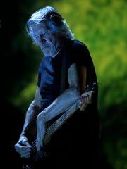 Roger Waters preforms at Bridgestone Arena in Nashville