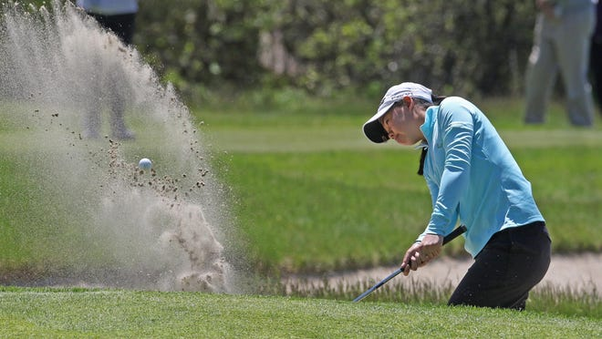 Former Wheeler All-Stater Allison Paik, who won the last two RIIL Girls Golf Championships, nearly came away with another title at the New England Women's Amateur but ended up finishing third.
