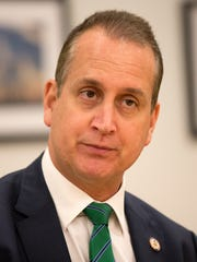 Rep. Mario Diaz-Balart is the Republican incumbent candidate for Congress in Florida's 25th congressional district.