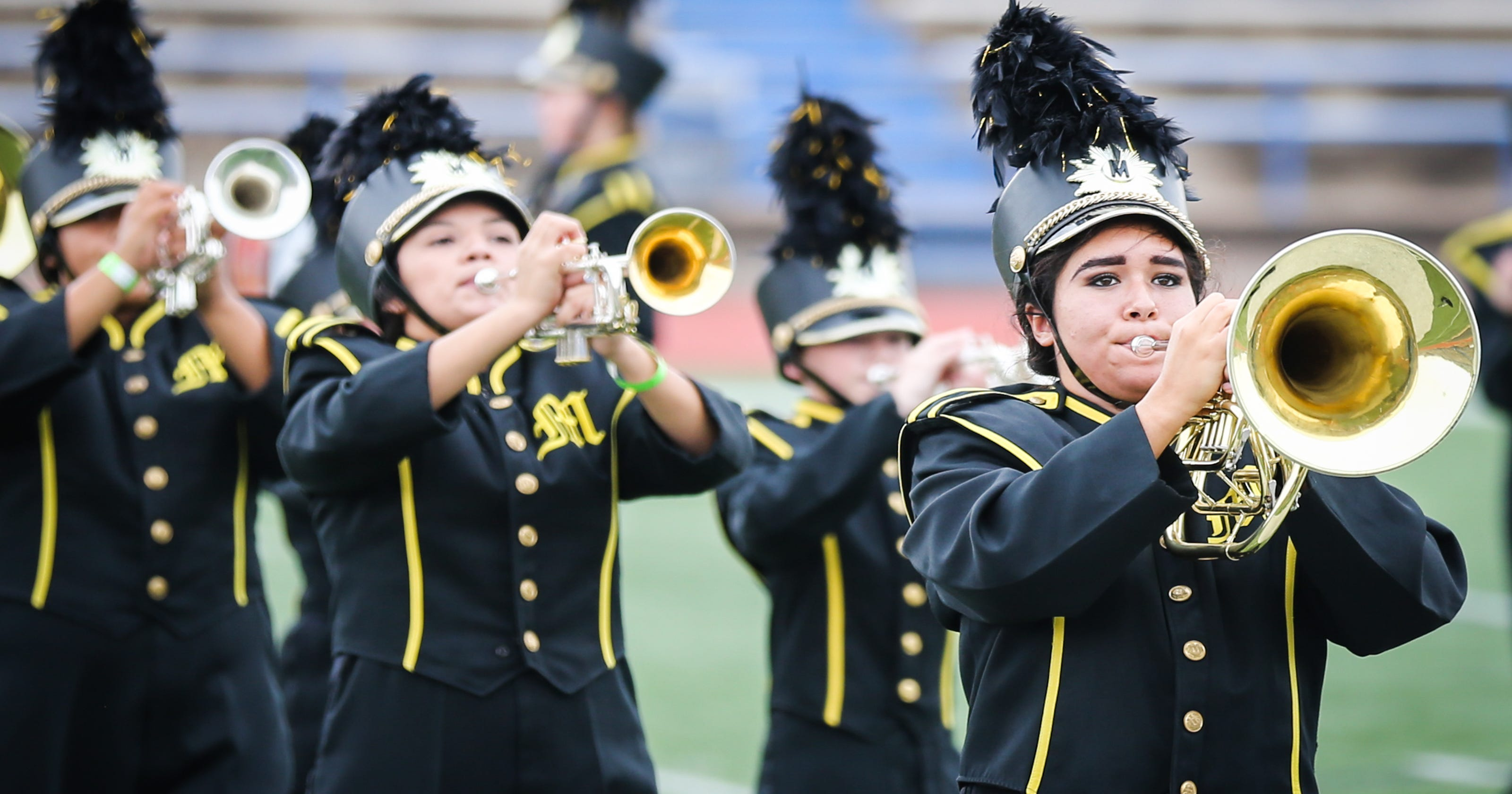 Concho classic marching festival