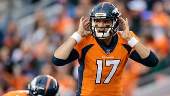 QB Brock Osweiler just finished his second stint in Denver.