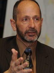 David Bereskin, CEO of Greenville Water System