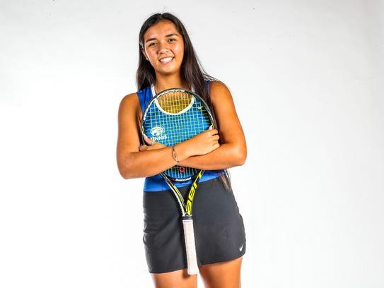 Emily Javedan - Canterbury - Tennis