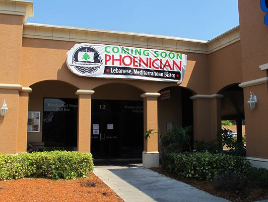 Phoenician Lebanese Bistro recently opened in the corner