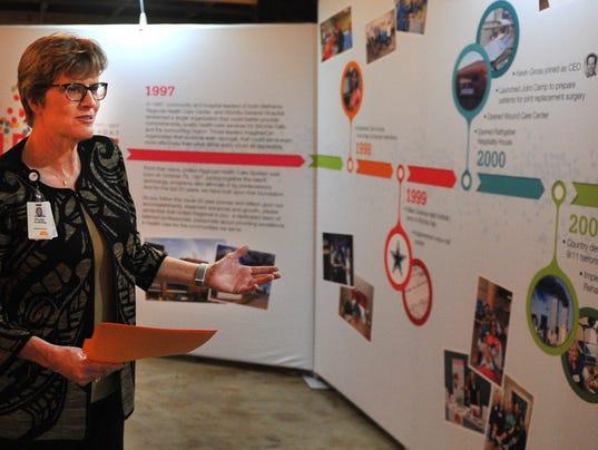 United Reginal Healthcare Celebrates 20 Years