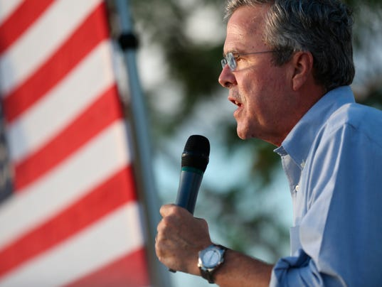 GOP 2016 Jeb Bush Florida