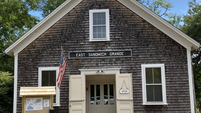 Grange Hall on Old County Road will be open to visitors Tuesday through Saturday from 11 a.m. to 4 p.m.     Courtesy photo
