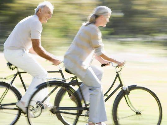 exercise - elderly