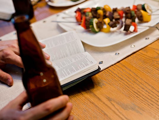 Beer and Bible Study