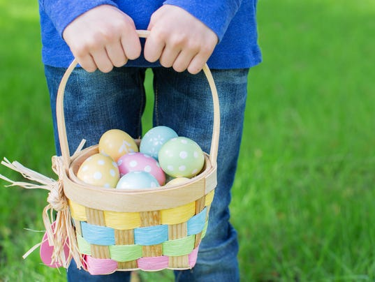 Easter bunny inspiration 4 easter basket and egg stuffer ideas negle Choice Image