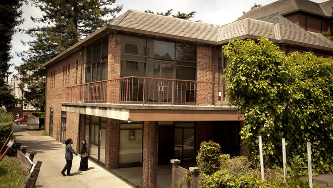 Exterior of Zaytuna College in Berkeley, Calif., on May 6, 2013. Zaytuna is the first Muslim college in the United States.