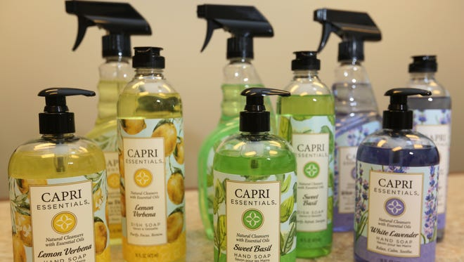 Northern Labs is now making natural dish soaps, hand soaps and all purpose cleaners.