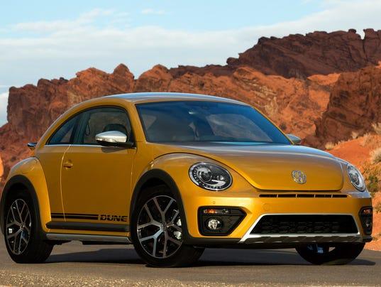 Iconic Motoring 2016 Volkswagen Beetle Dune