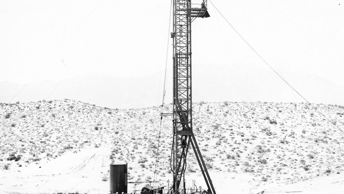 the history of edom hill  looking for california u0026 39 s next oil boom