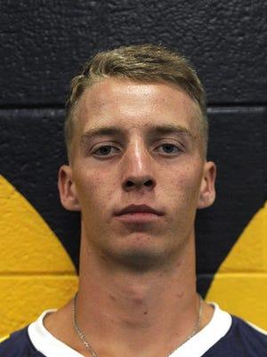 Stephenville Yellowjackets quarterback