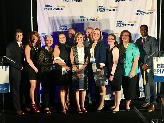CHRISTUS Group Best Places to Work - Modern Healthcare
