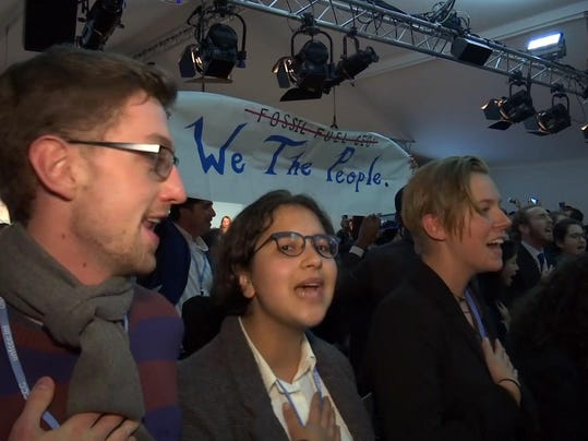 Germany Climate Talks