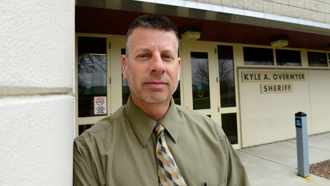 Former Detective Capt. Sean O'Connell, of the Sandusky County Sheriff's Office, is under investigation for a complaint made in December, 2016.