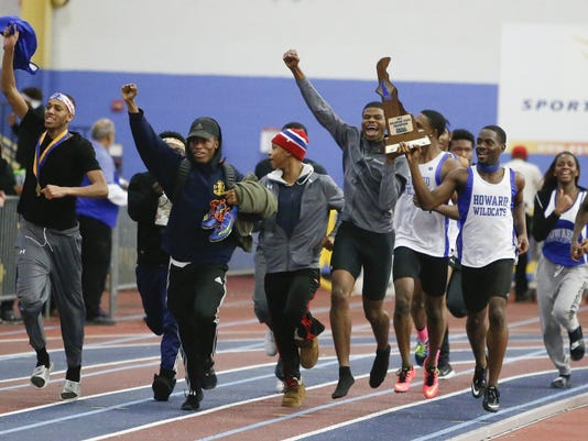 DIAA INDOOR TRACK