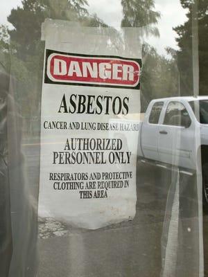 Asbestos is known to cause cancer.