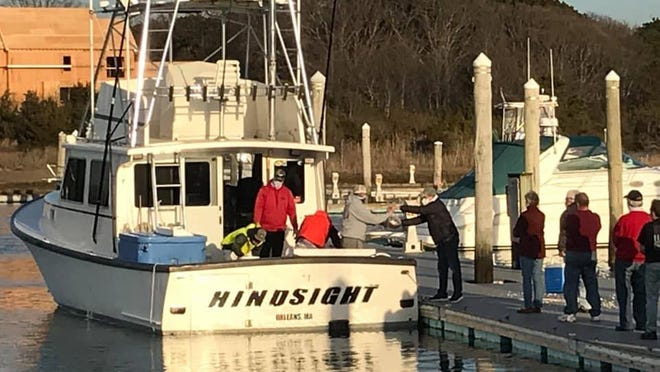 Patrons may purchase seafood directly from local fisherman by texting Cape Cod Local Seafood. Pickup often is at Wychmere Harbor in Harwich Port.
