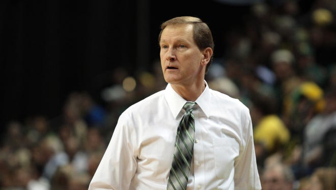 """""""If the NCAA decides to take (the waiver process) out, that would be challenging for some players, but they'd still have the option to leave and sit out,"""" Oregon basketball coach Dana Altman said."""