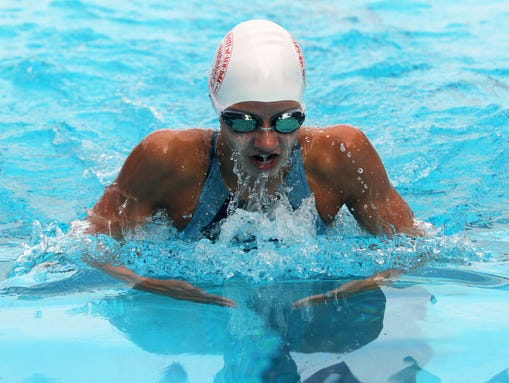 Potentially Last Records Set At Westchester County Swim Championships