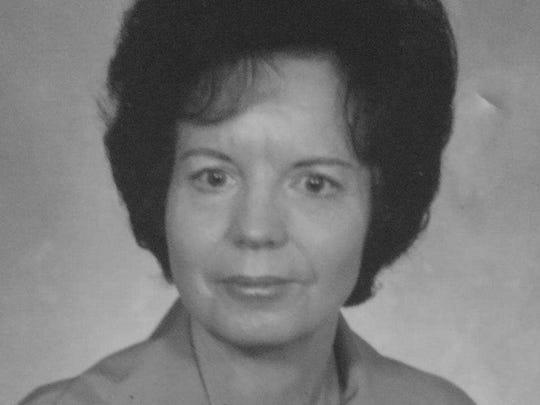 Betty Lou Keen