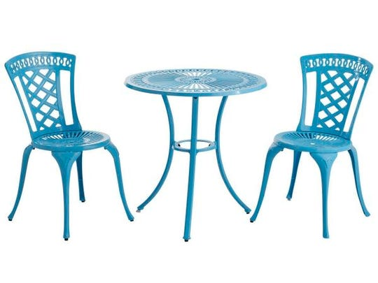 Bright Ideas For Outdoor Furniture
