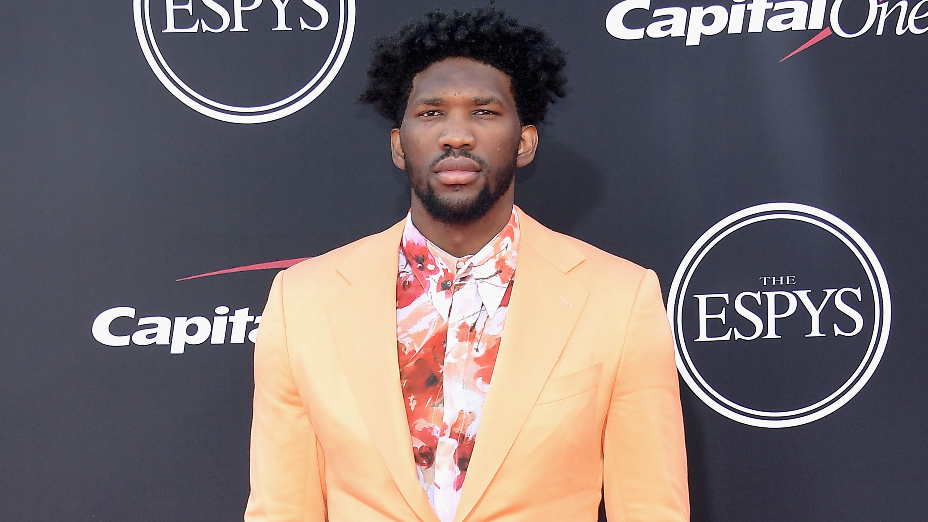 See some of the best ESPYS red carpet moments