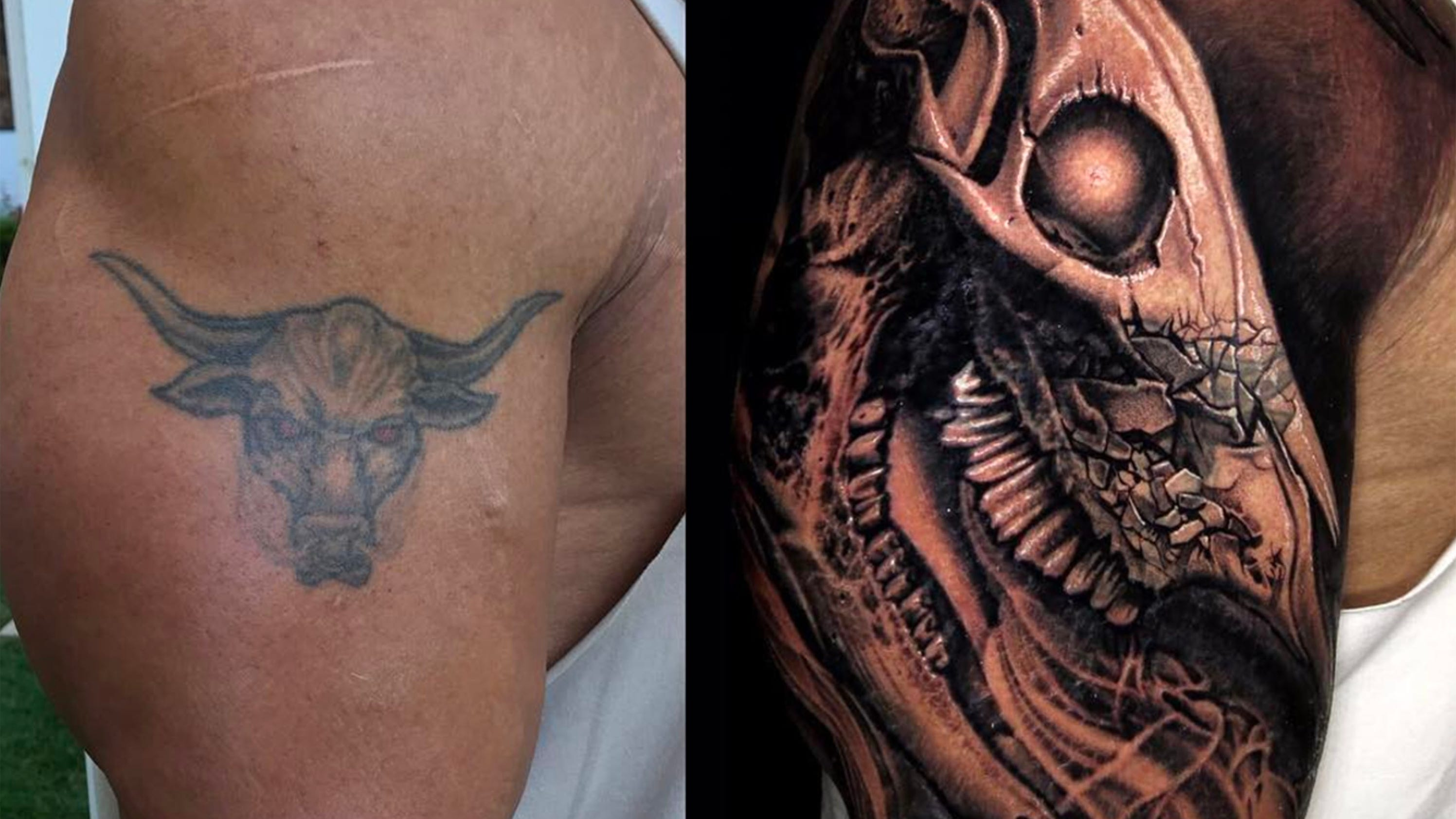 The Rock Explains Details Behind Incredible New Tattoo