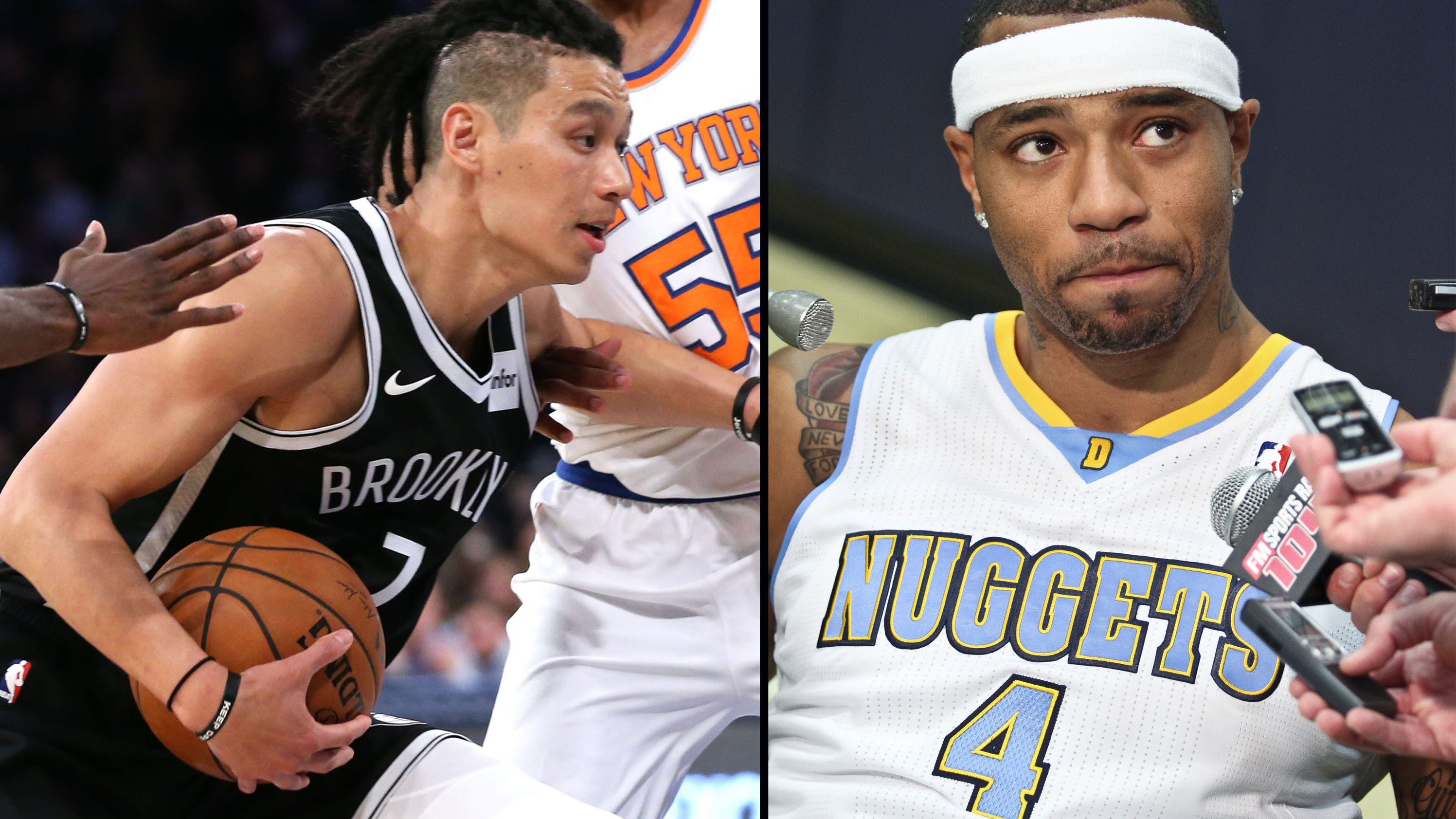 Jeremy Lin All good with Kenyon Martin s wanna be black ment