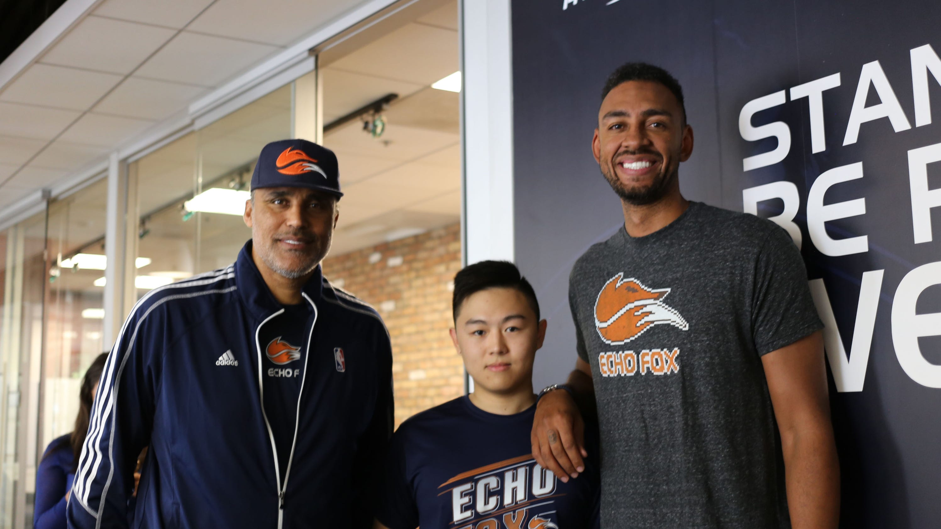 How Rick Fox is changing the culture, strategy of eSports