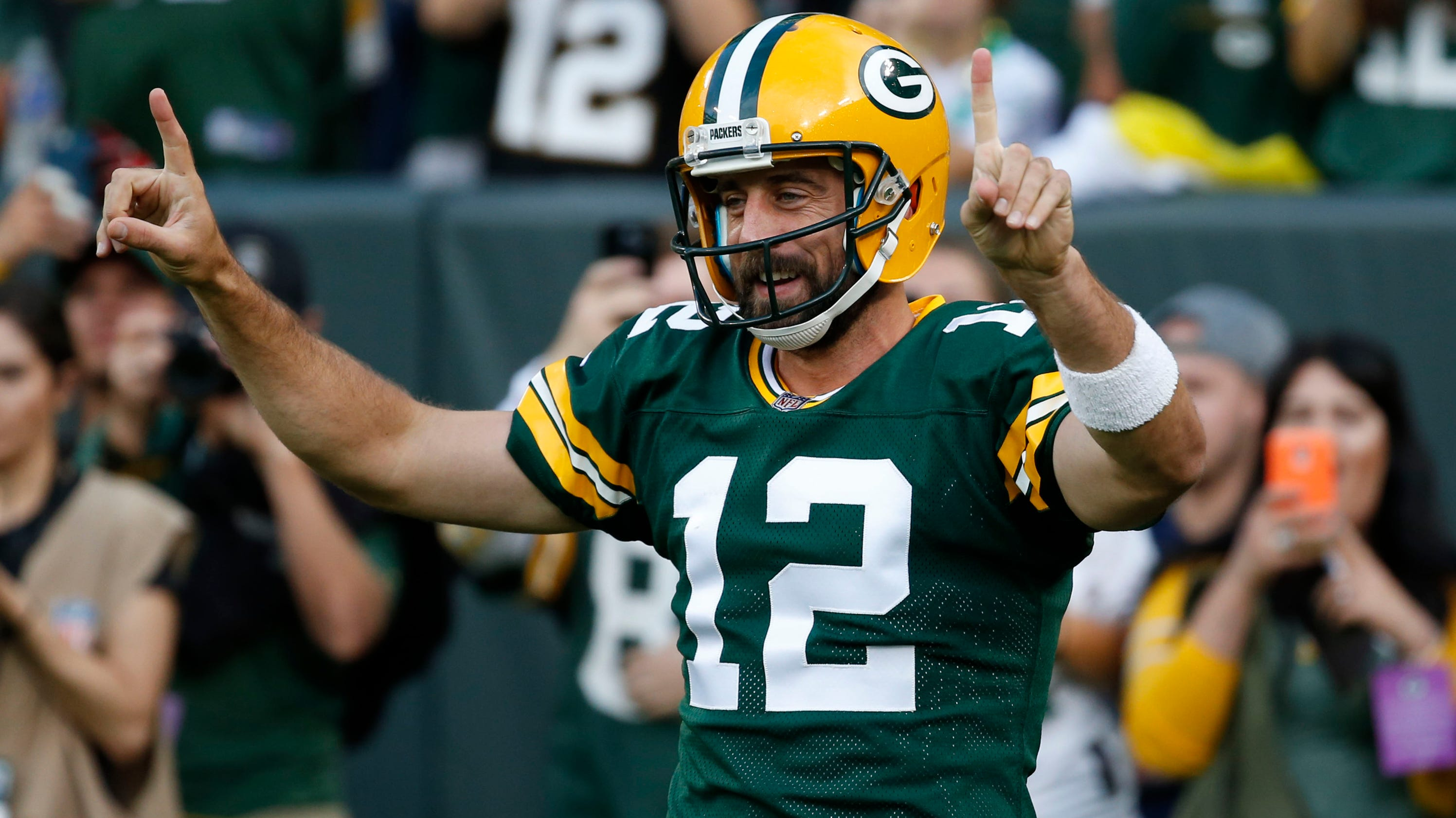 Aaron Rodgers shares favorite 'Game of Thrones' character