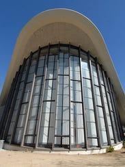The Fleischmann Planetarium at the University of Nevada,