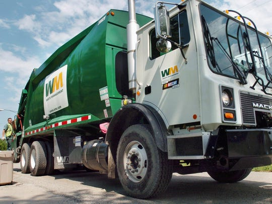 Lyon Township is studying the possibility of going to a township wide waste hauler.