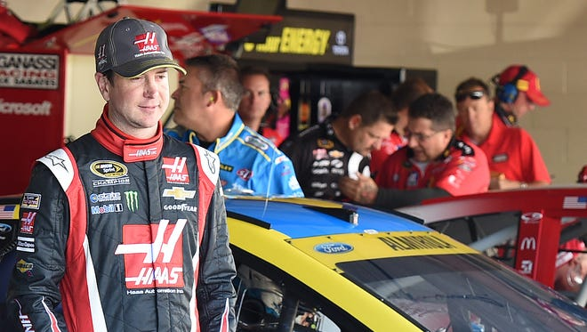 Dover police are investigating allegations NASCAR driver Kurt Busch assaulted a former girlfriend.