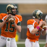 QB competition wide open and other CSU football notes