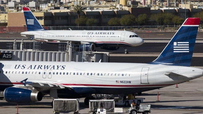 US Airways on Wednesday announced an increase in the reservation-change fees it charges most travelers holding non-refundable tickets. Change fees brought in $1.9 billion for U.S. airlines in the first nine months of 2012, according to a federal agency.