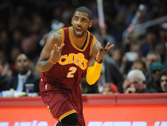 USP NBA CLEVELAND CAVALIERS AT LOS ANGELES CLIPPE S BKN USA CA