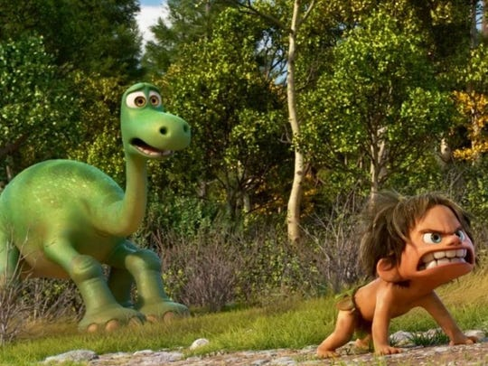 'The Good Dinosaur' | In a world where that asteroid