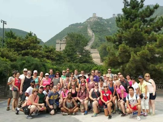 Summer Language and Culture Exchange Program teachers