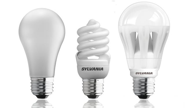 While many still use incandescent bulbs, some will be forced to switch to halogen, compact fluorescent (CFL) or light-emitting diode (LED) bulbs after Jan. 1.