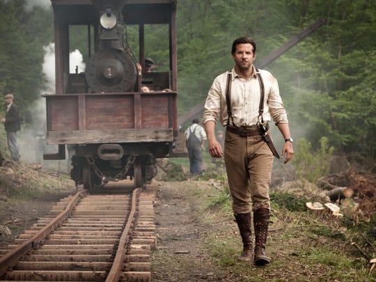 "Bradley Cooper appears in a scene from ""Serena."""