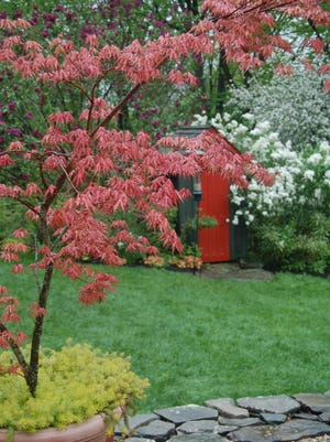 The garden of Margaret Roach will be featured during the Garden Conservatory's Open Days Program this weekend.