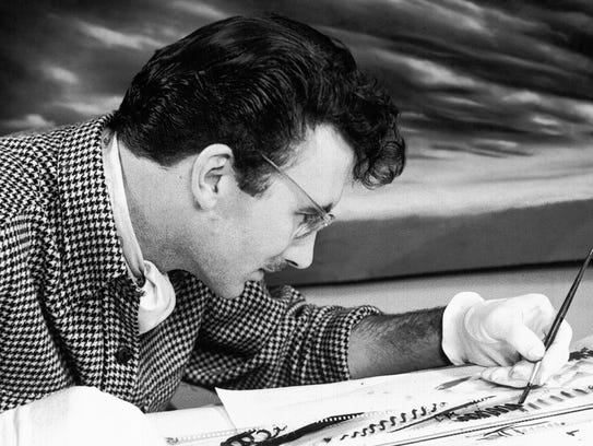 A screening of work by animator Norman McLaren will