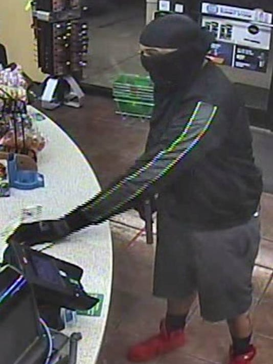 7 Eleven armed robbery