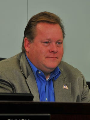 Brevard County Commissioner Andy Anderson.