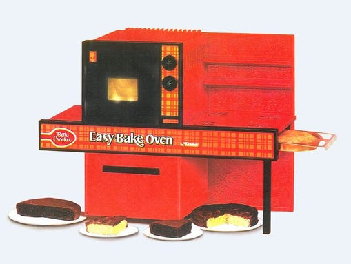Photos The Easy Bake Oven Turns 50