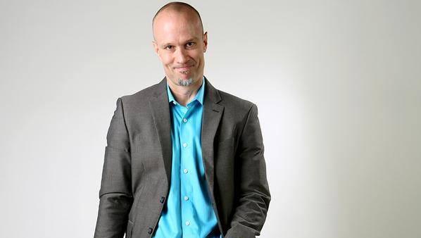 IndyStar columnist Gregg Doyel